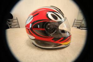 Shoei APEX RF-800 Motorcycle Helmet: