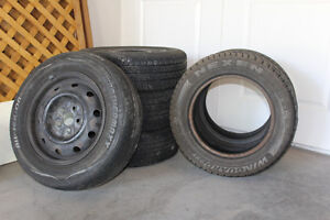 185/65R14 Comes with 2 Free Winter Tires!!!