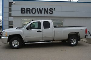 2010 Chevrolet Silverado 2500HD LT Ext Cab Long Box 4WD 1SB