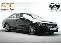 2017 Mercedes-Benz E-CLASS 2.0 E 220 D AMG LINE 4d 192 BHP Saloon Diesel Automat