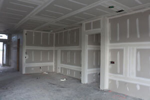 Drywall and taping