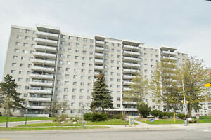 3 Bdrm, 1 Bath condo for rent, updated! Lawrence/Caledonia