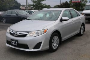 2012 Toyota Camry 4dr Sdn I4 Auto