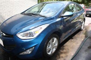2014 Hyundai Elantra Coupe (2 door)