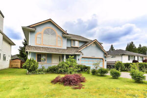 North Surrey Fraser Heights single house for rent