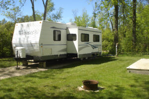 Camping Special with trailer $600 per week!!!