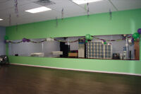 Studio Space for Rent! Beautiful New Facility