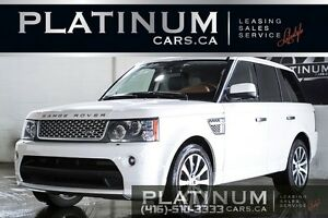 2010 Land Rover Range Rover Sport AUTOBIOGRAPHY / SUPERCHARGED/