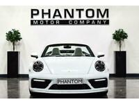 2019 Porsche 911 3.0T 992 Carrera 4S PDK 4WD (s/s) 2dr Convertible Petrol Automa