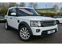 2015 15 LAND ROVER DISCOVERY 3.0 SDV6 COMMERCIAL XS 5D AUTO 255 BHP DIESEL