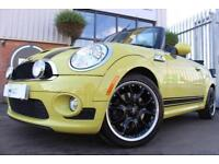 2010 10 MINI CONVERTIBLE 1.6 COOPER S 2D-1 OWNER-CHILI PACK-ONE OFF CAR-LOW MILE