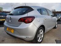 2013 Vauxhall Astra 1.7 CDTi 16V ecoFLEX 130 SRi 5dr 5 door Hatchback