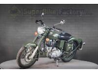 2013 13 ROYAL ENFIELD BULLET CLASSIC EFI 500CC 0% DEPOSIT FINANCE AVAILABLE