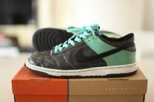 """Like New Nike SB Dunks """"UnTiffany's"""" sz 11"""