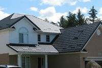 Tired of Asphalt, Try Canadian Metal Roof ( Affordable !!! )