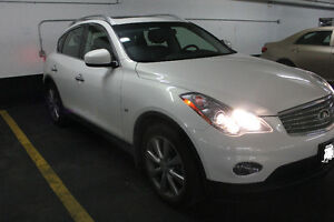 2015 Infiniti QX50 Lease Takeover