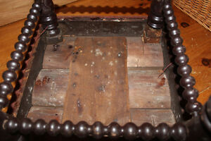 Old Antique Foot Stool London Ontario image 9