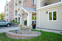 Beautiful 1 Bedroom + Den Condo in Clayton Park! Low Condo Fees!