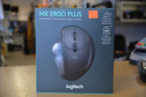 Logitech MX Ergo Plus Wireless Bluetooth Trackball Mouse