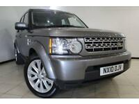 2010 10 LAND ROVER DISCOVERY 3.0 4 TDV6 GS 5D 245 BHP DIESEL