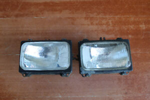 Lumiere Avant Phare Sealed Beam Chevy Van G20 94-95 Park light