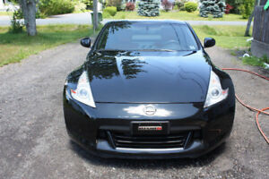 2010 Nissan 370Z Touring Edition