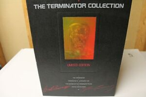 The Terminator (I & II) VHS Limited Edition Movie Set London Ontario image 1