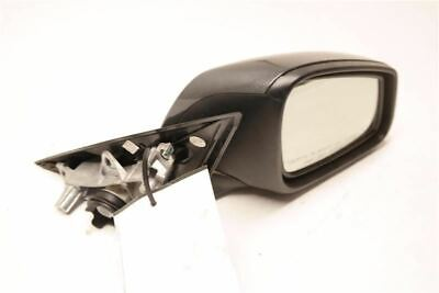 Gray Passngr Side View Mirror Power Sdn PM From 1/13 Fits 13-16 BMW 328i F30 OEM