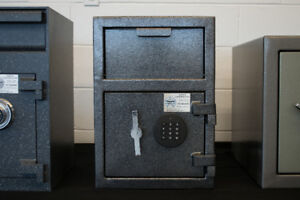Brand New ALS Front-Loading Depository Safes