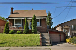 Priced to Sell! Detached Income Property! Huge 49x180 Lot!