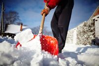 Community Snow Removal (Helping the Disabled)