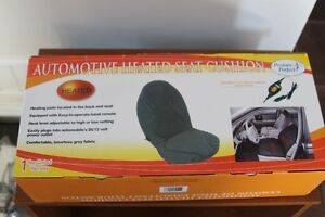 Posture Perfect Automotive Heated Seat cushion London Ontario image 1