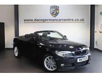 2013 13 BMW 1 SERIES 2.0 118I M SPORT 2DR AUTO 141 BHP