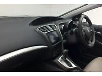 2016 Honda Civic 1.8 i-VTEC SR Petrol black Automatic
