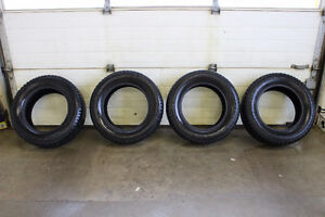 "16"" WINTER TIRES *** 215/65R16"