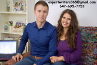 Expert Writers+Proofreaders~Essays, Assignments & Books 4.0 GPA
