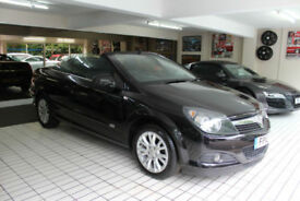 Vauxhall Astra 1.8 Sport Convertible , Only 75,000 miles , FSH , Lovely car