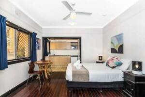 Large Studio - No Lease - Fortitude Valley