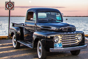 1950 Ford F47