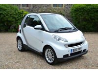 Smart fortwo 0.8cdi ( 54bhp ) Passion, 54K MILES, FULL S/HISTORY, NEW MOT,