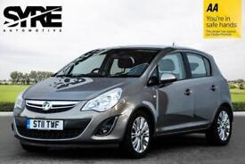 Vauxhall Corsa SE 1.7CDTi 16v (130PS) (a/c)