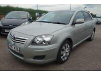 Used, 2007 Toyota Avensis T2 D4D 2.0 TURBO DIESEL 5 DOOR, FULL HISTORY, QUALITY BRA... for sale