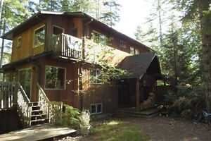 West Coast Rain Forest Home
