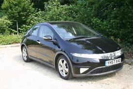 HONDA CIVIC 1.8 ES I-VTEC done just 66182 Miles with FULL SERVICE HISTORY