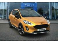 2018 Ford Fiesta 1.0 EcoBoost Active B+O Play 5dr Manual Hatchback Petrol Manual