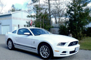 2014 Ford Mustang Coupe (2 door)
