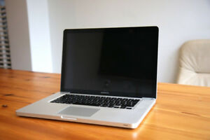 "Apple MacBook Pro 15"" (Mid 2012, 2.3ghz i7, 4gb, 500gb HDD"
