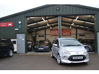 2009 Ford Ka 1.2 PETROL MANUAL Style BODY KIT PX TO CLEAR