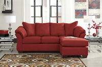 SOFA CHAISE FROM $699 ONLY...LIMITED TIME ONLY ...SAVE $$