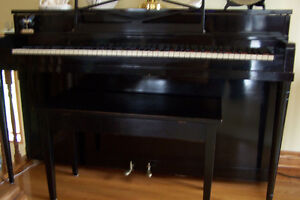Apartment Size Piano Excellent condition 300.00 or best offer